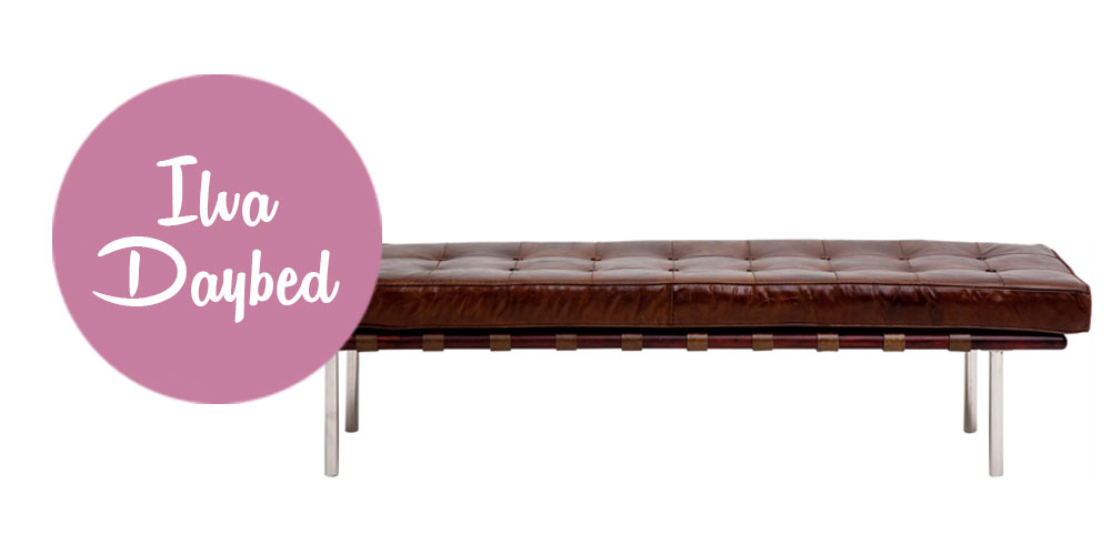 Ilva daybed Ghesterfield